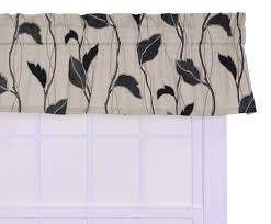 Black And White Valance Gorgeous Valances Window Treatments U2013 Ease Bedding With Style