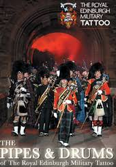 pipes and drums of the royal edinburgh military tattoo dvd