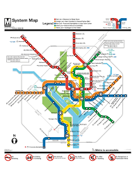 Washington Dc Metro Map Pdf by D C Metro Images Reverse Search