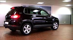 volkswagen tiguan black interior volkswagen tiguan 1 4 tsi sport style deep black perleffekt