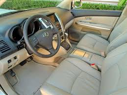 harrier lexus interior lexus rx400h 2005 pictures information u0026 specs