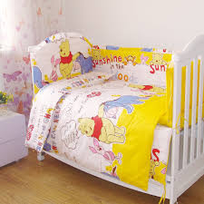 Winnie The Pooh Bedroom Set Winnie The Pooh Crib Bumper Pads Creative Ideas Of Baby Cribs