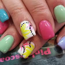 40 cool summer nail art design ideas 2017 summer nail art