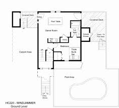 pool house plans with bedroom unique one bedroom pool house plans house plan