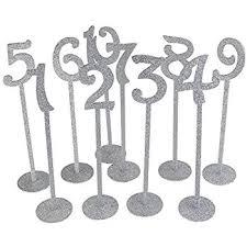 wedding table number holders rosenice wedding table numbers holders thicken wood