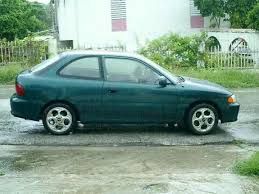 hyundai accent 1995 wil23 1995 hyundai accent specs photos modification info at