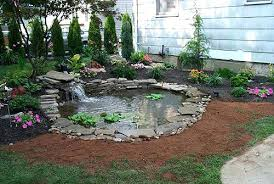 Small Garden Ponds Ideas Pond Landscaping Ideas Yard Ponds Garden Ponds Landscape Small