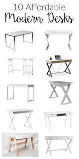 best 25 modern desk ideas on pinterest modern office desk