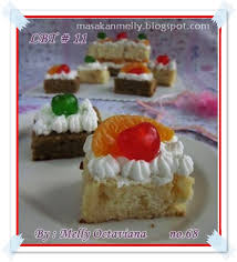 masakan melly lbt 11 two layer tres leches cake