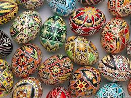 blown easter eggs 84 best easter sacraments and spirit images on