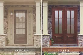 Front Exterior Doors For Homes Front Entry Doors Interior Exterior Doors Design