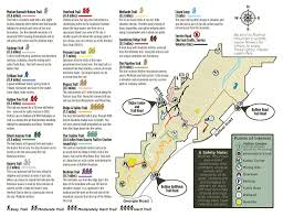 Marian University Map Ruffner Mountain Nature Center Maplets