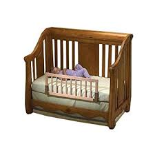 Dex Baby Convertible Crib Safety Rail Kidco Convertible Crib Bed Rail Finish
