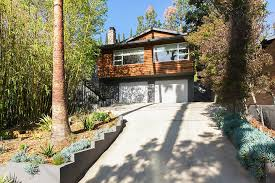 Midcentury Modern Home - a mid century modern with bohemian flair hits the market in echo park