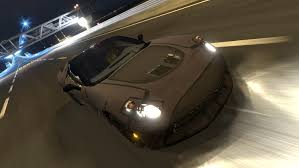 corvette test drive of seventh generation corvette prototype