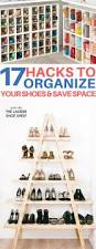 Creative Diy Bedroom Storage Ideas Best 25 Shoe Storage Ideas Only On Pinterest Diy Shoe Storage