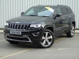 used jeep grand cherokee cars for sale in chesterfield derbyshire