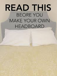 oil rubbed bronze headboard think before you diy your own headboard