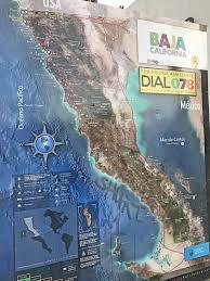 Baja Mexico Map by Finally Ventured Into Mexico U2013 Baja Road Trip Part 1 Exploring