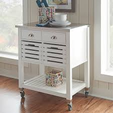 Linon Kitchen Island Linon Kitchen Carts U0026 Islands Sears