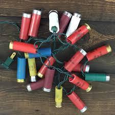 shotgun shell christmas lights 12 gauge ammo jewelry