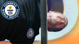 Flags Of The Wor Most Chin Ups In The Human Flag Position Guinness World Records