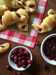 cranberry crescent rolls through imperfection