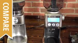 Coffee Grinders Reviews Ratings Compare Breville Dose Control Pro And Smart Grinder Pro Coffee