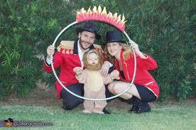 Lion Tamer Costume Lion Tamer Family Halloween Costume