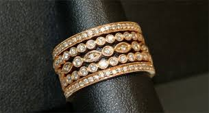 stackable wedding bands lananeimannyc inc wedding bands