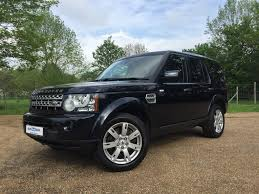2009 land rover used 2009 land rover discovery 4 tdv6 xs 7 seater for sale in