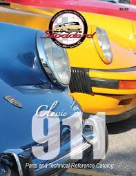 013 stoddard porsche 911 and 912 parts catalog and technical