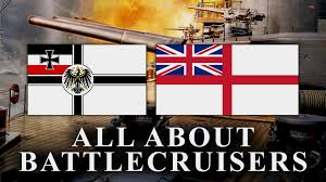 German British Flag British And German Battlecruisers Among Others In World Of