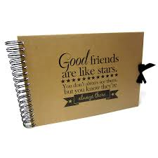 best friend photo album a5 a4 friends scrapbook card pages photo album kraft