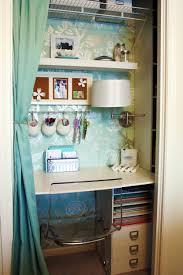 closet office desk home design