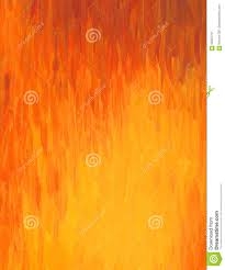 shades of orange watercolor painting in warm colour shades stock photo image