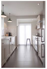 Kitchen Shaker Cabinets White And Gray Kitchen Subway Tiles Shaker Cabinets 12 X 24