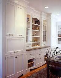 Top  Best Built In Hutch Ideas On Pinterest Built In Buffet - Built in cabinets for kitchen