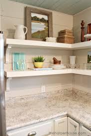 ideas for kitchen shelves kitchen design ideas for kitchen shelving and racks diy
