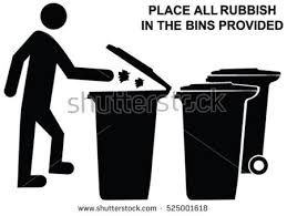 Free Wooden Garbage Box Plans by Garbage Bin Stock Images Royalty Free Images U0026 Vectors Shutterstock