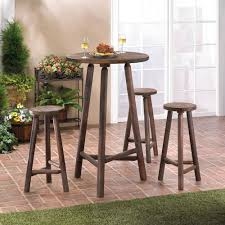 High Top Patio Furniture Set - the tall patio table set hubpages about 41 height vintage outdoor