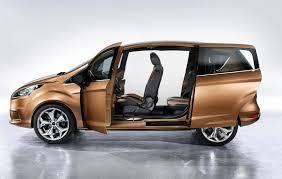 auto con porte scorrevoli ford eco anteprime al motor show motor show 2011 panoramauto