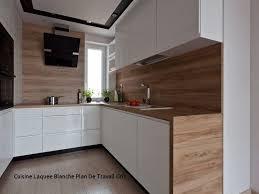 plan de travail cuisine blanc laqué cuisine laquee ou mat with ikea cuisine plan travail une grande