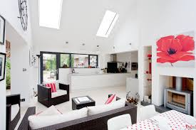 conservatory replaced with a kitchen extension real homes