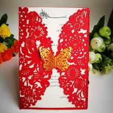 cheap halloween wedding invitations online get cheap butterfly wedding invitations aliexpress com