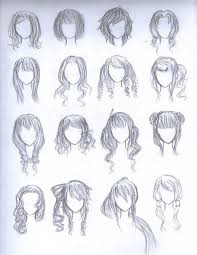 anime hairstyle hair is our crown