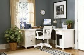 Desk Accessories For Home Office Furniture Alluring White Corner Home Office Desk Design With