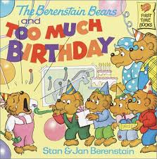 what your favorite berenstain bears book says about you