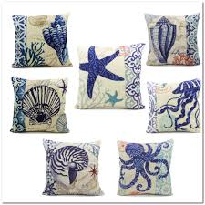 Ocean Home Decor by Ocean Pillows Pillow Suggestions With More Than 1500 Different