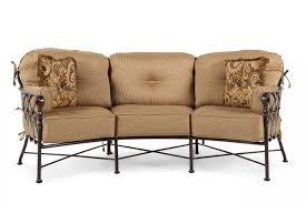 Veranda Patio Furniture Covers - castelle veranda crescent sofa mathis brothers furniture